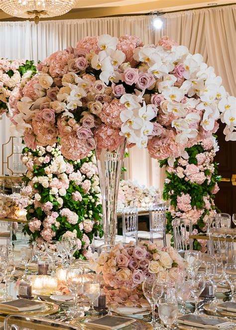 luxury wedding centerpieces a dreamy luxury wedding you ll hardly believe is real the magazine