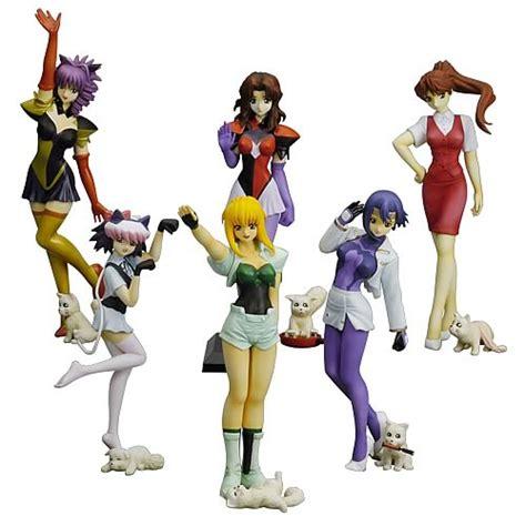 Trading Figure excel saga story image figure trading display yamato usa anime