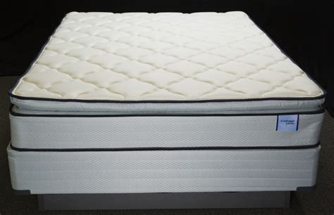 Pillow Top Mattress And Box by Dover Pillow Top Mattress And Box Set