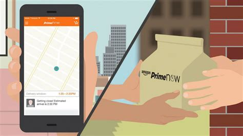 amazon now amazon prime now will change the logistics industry