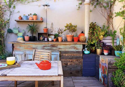 Amenager Sa Terrasse De Jardin