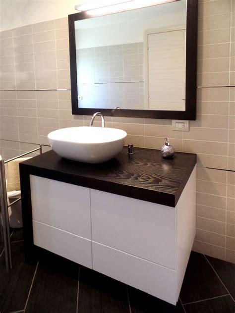 bagno bianco nero mobili bagno su misura a pochi passi da roma il negozio
