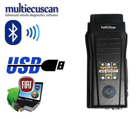 fiat multiscan binek arıza tespit cihazları fiat multiecuscan arıza