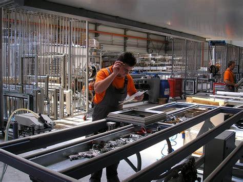 Aluminum Door Window Manufacturing Fabrication - plastic wood aluminium window door machine