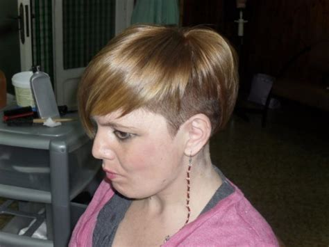 ladies clipper cut stories shaved nape haircuts for women stories short hairstyle 2013