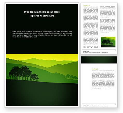 valintines card landscape templates free mountain landscape business card template layout