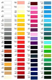 car color premium race car color chart