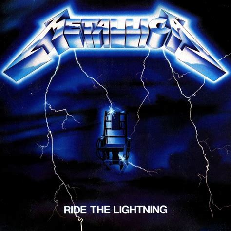 the lighting metallica ride the lightning lyrics and tracklist genius