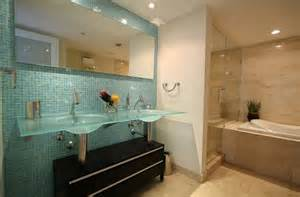 glass tile backsplash ideas bathroom blue decorative glass tile for small bathroom backsplash