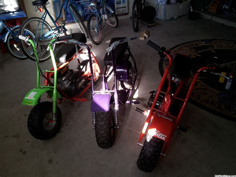 doodlebug mini bike forks doodle bug springer fork sets