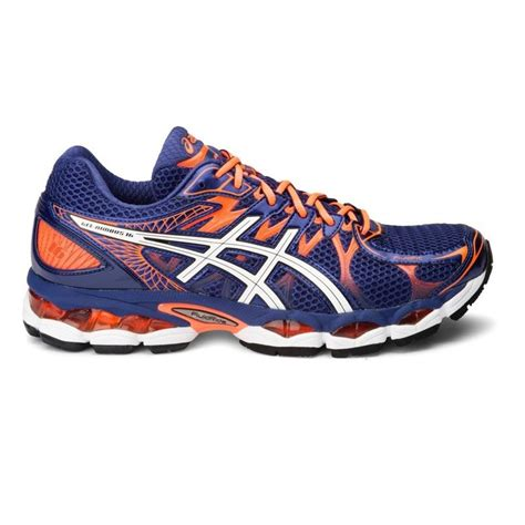 asics gel nimbus  mens running shoes blueprintflash
