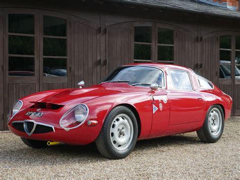 Alfa Romeo Tz1 by Alfa Romeo Tz1 1965 Antique Cars Cars