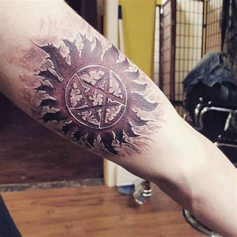 tattoo goo wiki supernatural fan tattoo www pixshark com images