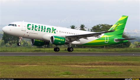 citilink internasional pk gqm citilink airbus a320 at sultan iskandar muda