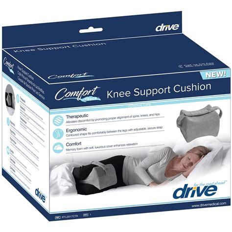 comfort touch comfort touch knee support cushion leg spacers