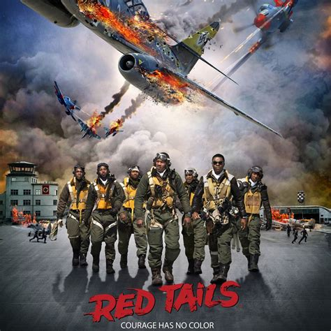 Number 12 Red Tails Best In The World 2