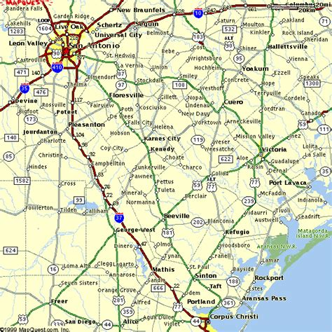 map of san antonio texas area san antonio area regional map