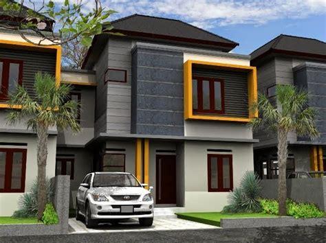 Rumah Citra 5 Ukuran 6x12 5 M 20 contoh gambar desain rumah minimalis 1 lantai dan 2