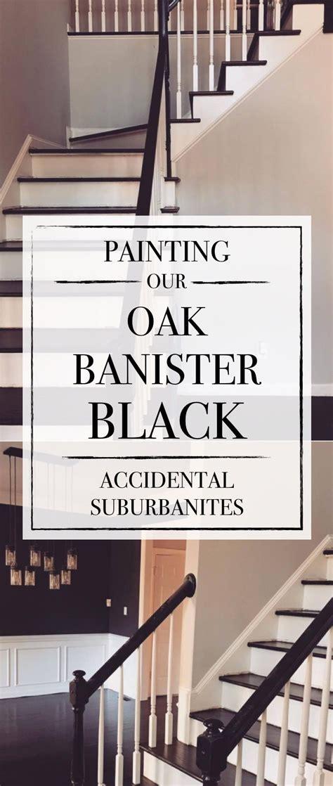 how to paint banister 25 b 228 sta oak banister id 233 erna p 229 pinterest
