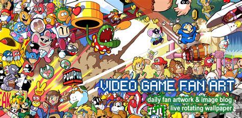 amazoncom video game daily fan art hd wallpapers