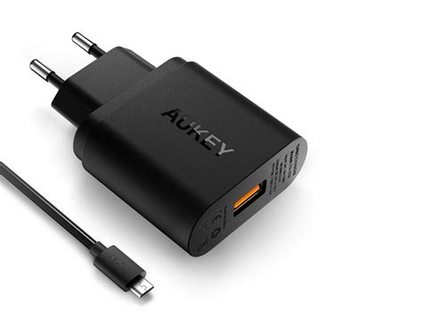 Hc007 7 Ports Qualcomm Qc 3 0 Intelligent Usb Charger voxlink qualcomm certified 18w charge 3 0 eu usb wall charger intelligent qc 3 0