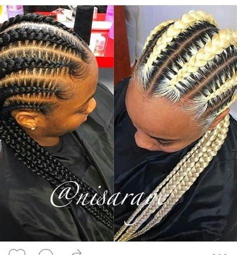 cute braided to the scalp bun for black people original cornrows hair pinterest ghana braids
