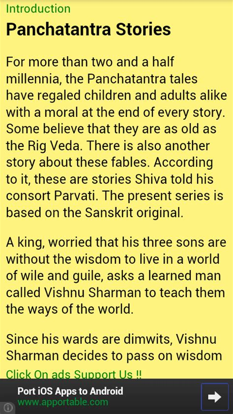 with faces five inspiring stories books panchatantra stories android apps on play