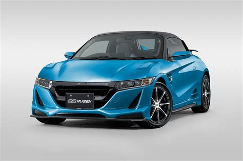 Grill Custom Honda Jazz 2012 Mugen Tipe Racing here s mugen s take on the honda s660 carscoops