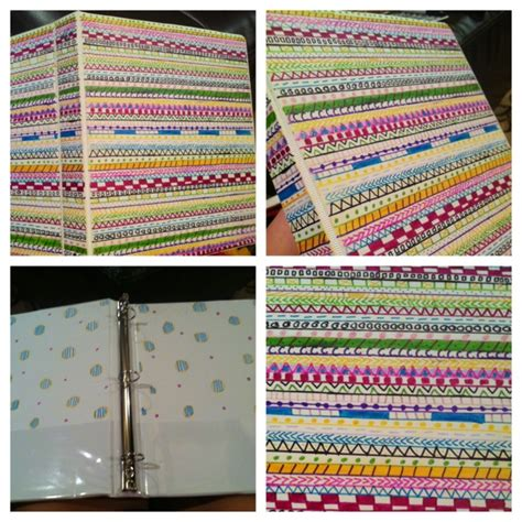 How To Decorate Your Binder 17 Best Images About Binder Decorating On Pinterest