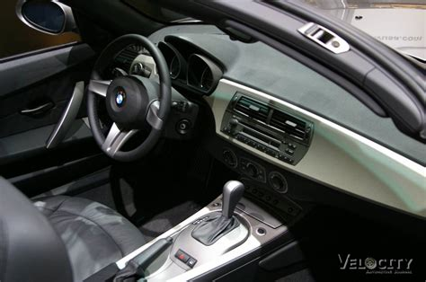 Show Home Interior picture of 2003 bmw z4