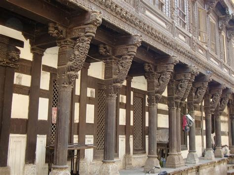 ahmedabad wood carving india wood building materials architectural decoration and details in the pols