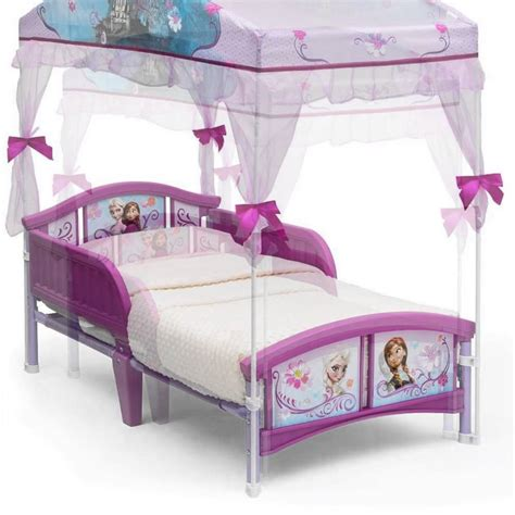 toddler bed girls toddler beds with a canopy too cute outintherealworld com
