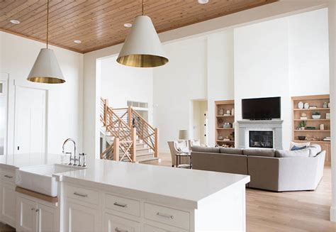 White Countertop Kitchen Design by 20 Ideas On How To Design A Transitional White Kitchen