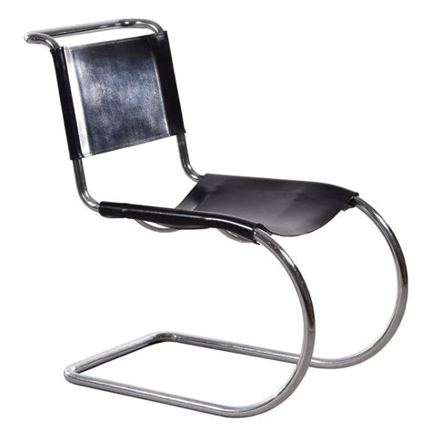 sedie mies der rohe mies der rohe mr10 cantilever chair for thonet for