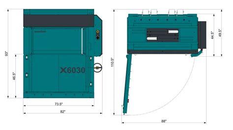 vertical baler kernic systems manage paper waste
