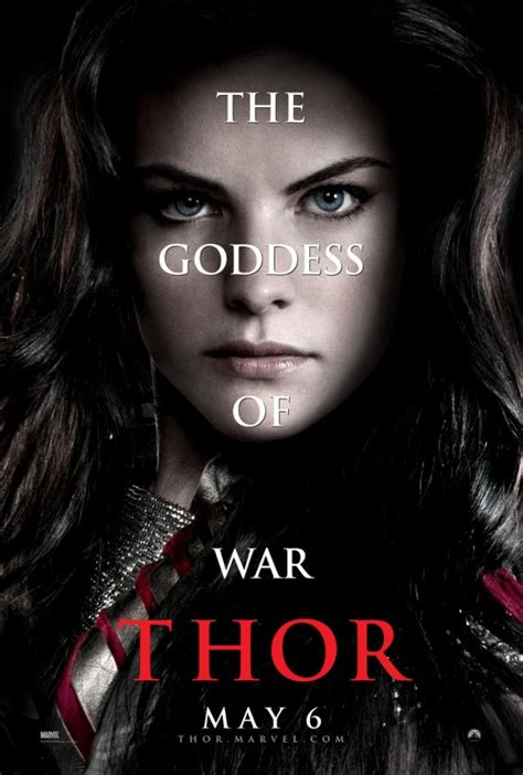 film thor sif thor poster jaimie alexander as sif moviesonline