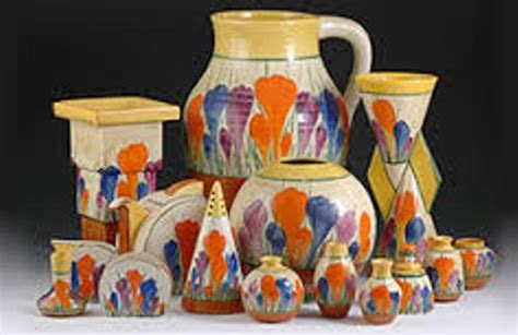 Shelley Pottery Vases 10 Facts About Clarice Cliff Fact File