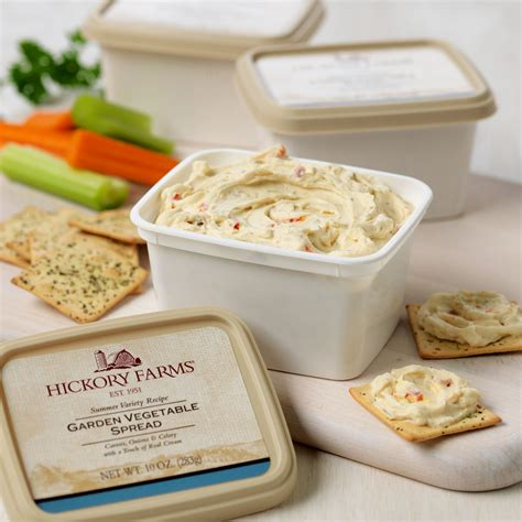 garden vegetable cheese garden vegetable cheese spread 3 pack