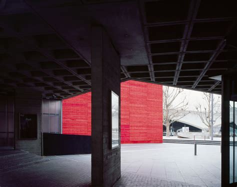 The Shed Theatre by The Shed Theatre By Haworth Tompkins
