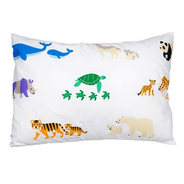 Hypoallergenic Toddler Pillow by Pillow Cases By Wildkin