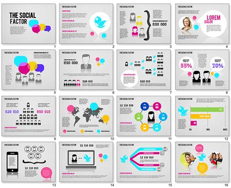 infographic powerpoint template 9 best images of infographic powerpoint template