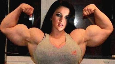 world bigest female virgina 7 mulheres fisiculturistas mais fortes do mundo youtube