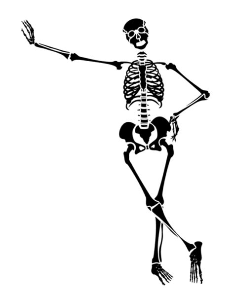 skeleton clipart free skeleton clip pictures clipartix