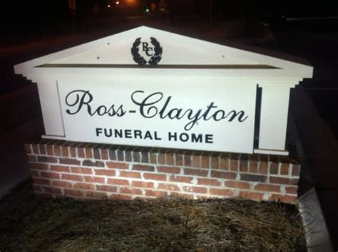 ross clayton funeral home montgomery al yelp