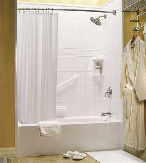 bathtub fitters bath fitter custom renovations transform baths with speed