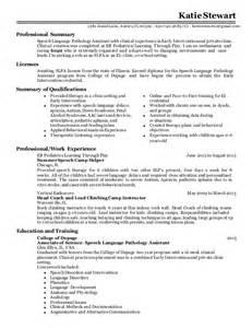 Slp Cover Letter by Speech Pathology Cover Letter