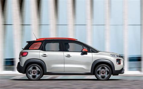 The Blind Side Part 1 Citroen C3 Aircross Unveiled Replaces C3 Picasso