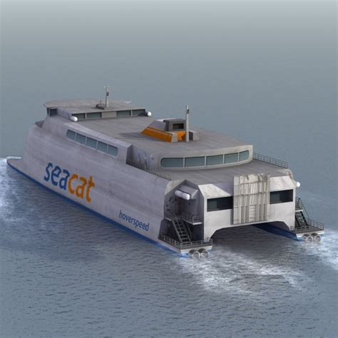 catamaran ferry tickets ferry 3d models turbosquid