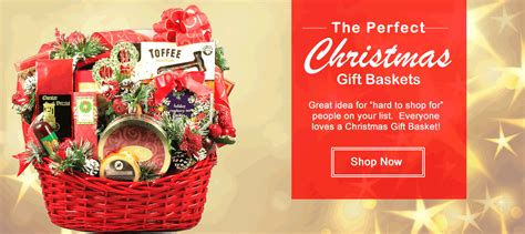 christmas basket village send christmas gift baskets