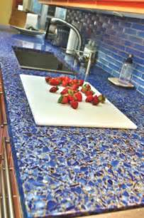 recycled kitchen countertops what to consider when buying recycled glass countertops